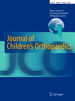 journal-of-children-orthopaedics