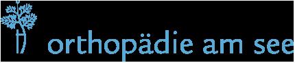 Orthopädie am See Logo